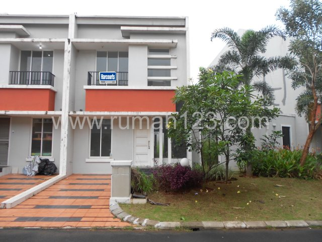 Rumah Di Phg Topaz Gading Serpong, Gading Serpong, Tangerang