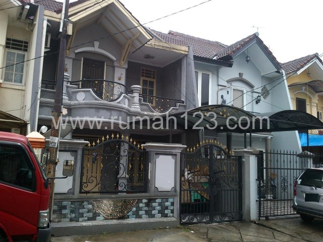 Rumah Taman Palem Lestari, Sudah Renovasi, Taman Palem, Jakarta Barat