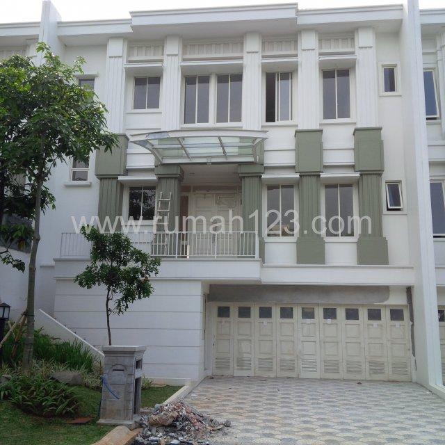 Rumah Cantik Amethyst, Gading Serpong, Tangerang