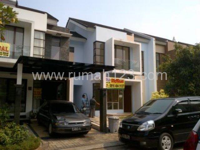 Rumah kan - Foresta Bsd - Alberta, BSD, Tangerang