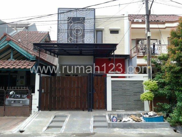 Rumah Citra Garden 3, Brand New, Jalan Lebar - Murah, Citra Garden, Jakarta Barat