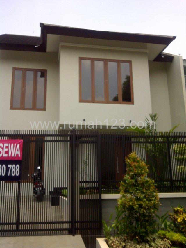Rumah Mewah Di Pondok Indah Harga Bersahabat, Pondok Indah, Jakarta Selatan