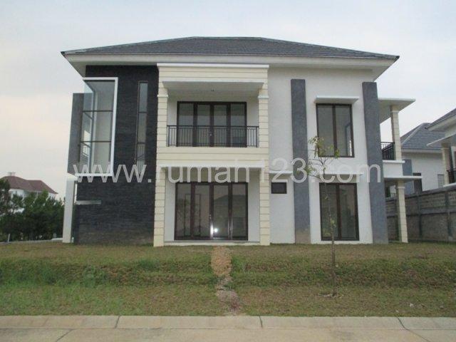 Rumah Baru Posisi Hook Lokasi Sentul City, Sentul City, Bogor