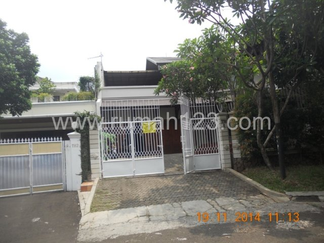 Rumah Di Sekolah Kencana Pondok Indah Jakarta Selatan, Pondok Indah, Jakarta Selatan