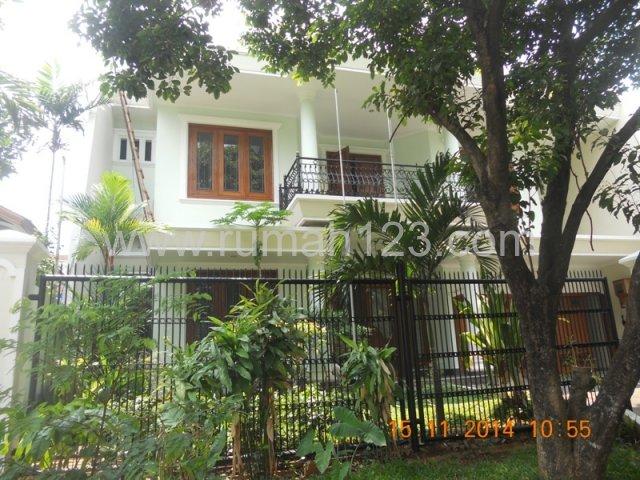 Rumah Di Pondok Indah Kawasan Duta Permai, Pondok Indah, Jakarta Selatan