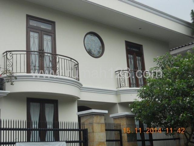 Rumah Di Pondok Indah Coock Untuk Expatriates, Pondok Indah, Jakarta Selatan