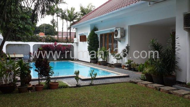 Rumah Di Jakarta Selatan Kawasan Kemang Timur, Kemang, Jakarta Selatan