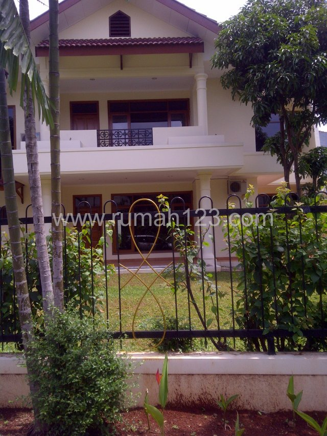 Rumah Mewah Halaman Besar Di Cipete Jakarta Selatan, Cipete, Jakarta Selatan