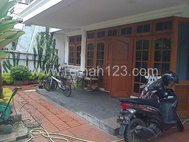 Rumah Bagus Bisa Untuk Kantor Di Kebayoran Baru, Kebayoran Baru, Jakarta Selatan