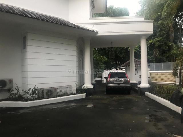 Rumah Jl.daksa 3, Kebayoran Baru, Jakarta Selatan