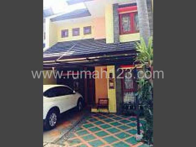 RUMAH CLUSTER CIKUTRA STRATEGIS SIAP HUNI, Cikutra, Bandung