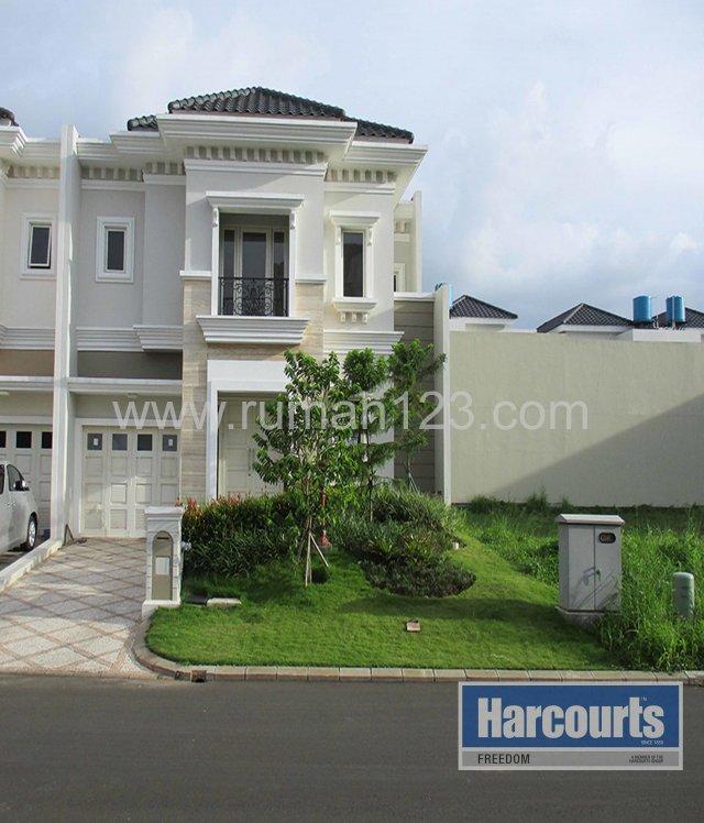 Rumah Di Aristoteles Summarecon Gading Serpong Tangerang, Gading Serpong, Tangerang