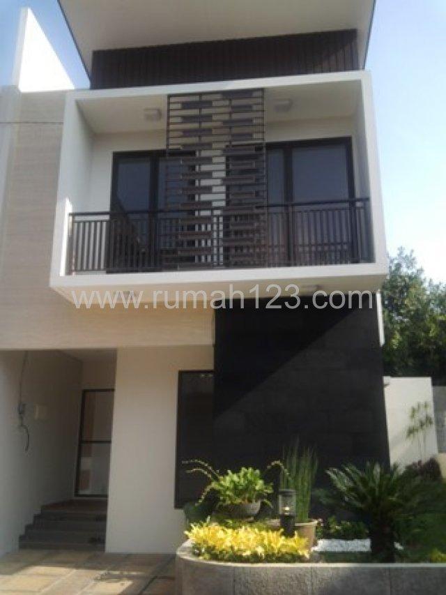 Rumah Siap Huni Di Jl M Kahfi 1, Cilandak, Jakarta Selatan
