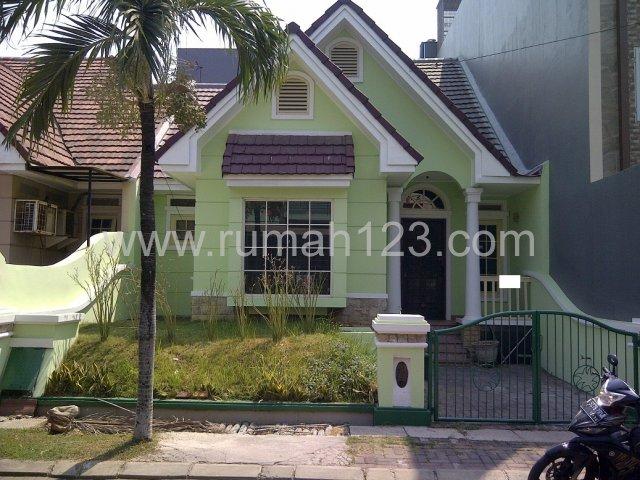 Rumah Perumahan Citra Garden, Citra Garden, Jakarta Barat