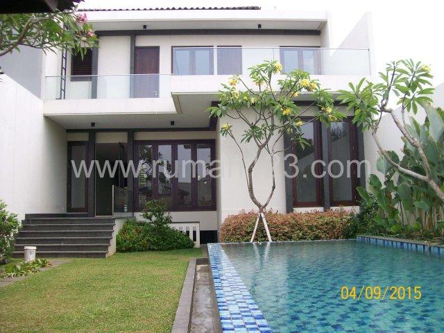 Rumah  Baru,  mewah, Lokasi Pondok Indah, Pondok Indah, Jakarta Selatan