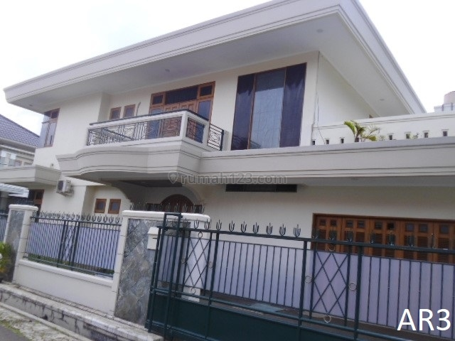 Beautiful Tropical House at Cipete Area - AR3, Cipete, Jakarta Selatan