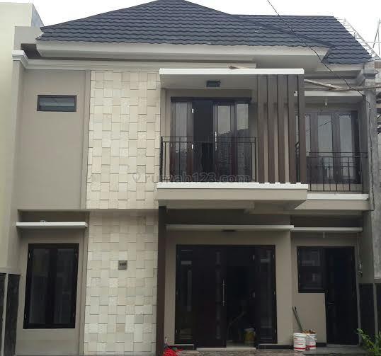 Rumah Brand New dalam TH di Jagakarsa, Harga Terjangkau Lokasi OK, Jagakarsa, Jakarta Selatan