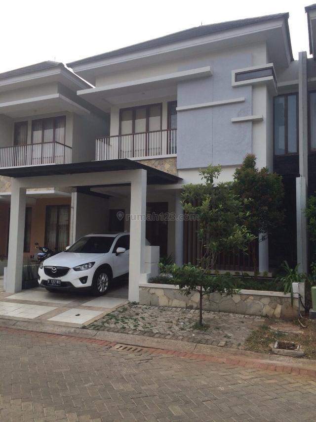 Bintaro 9,Discovery Fiore,LT.120/LB.150,Fully Furnish, Bintaro, Tangerang