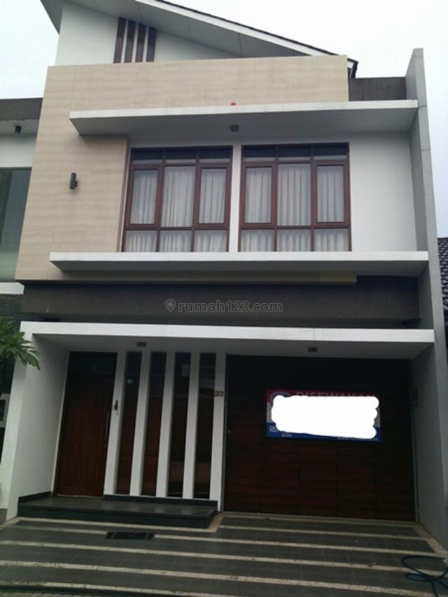 rumah minimalis singgasana pradana, Mekar Wangi, Bandung