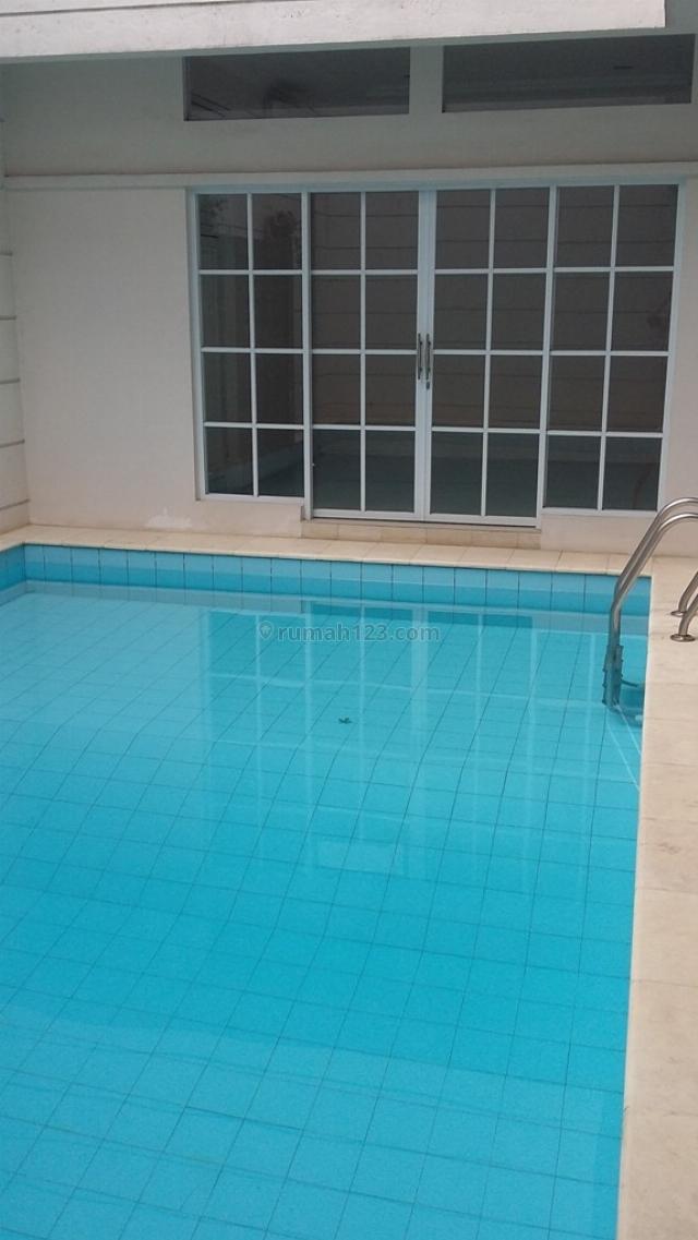 Rumah Bagus Siap Huni @ Kebayoran Baru, Kebayoran Baru, Jakarta Selatan