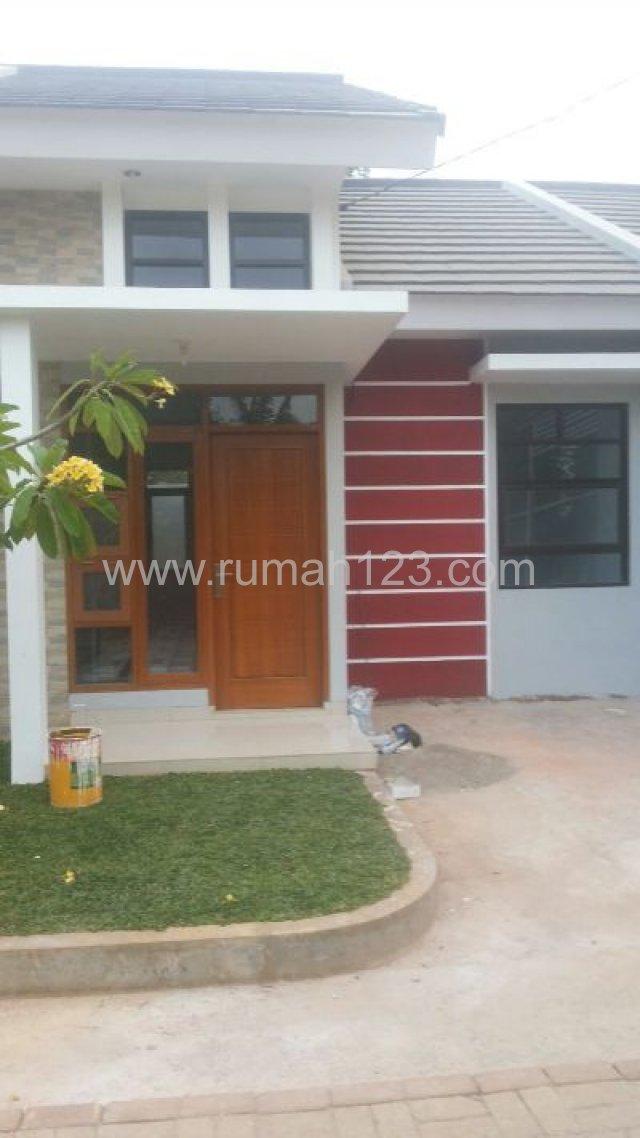Rumah Baru Dalam Cluster Di Mustikasari, Bekasi Timur., Mustikasari, Bekasi