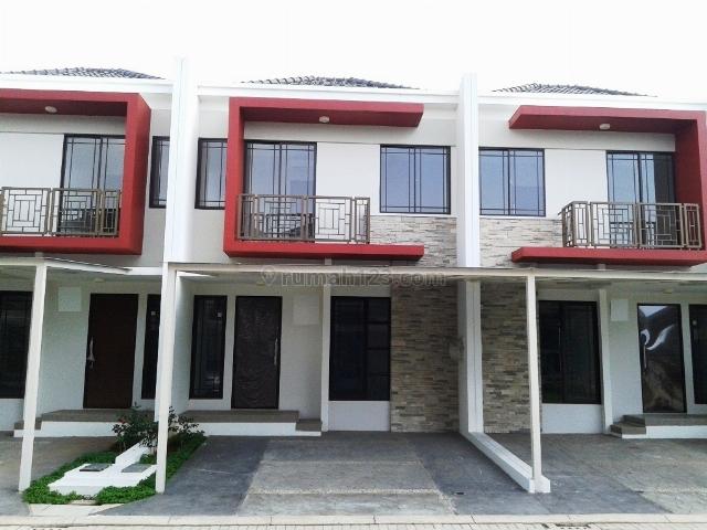 RUmah Green Lake City cluster ASIA 6x15 (tipe MACAU), Duri Kosambi, Jakarta Barat