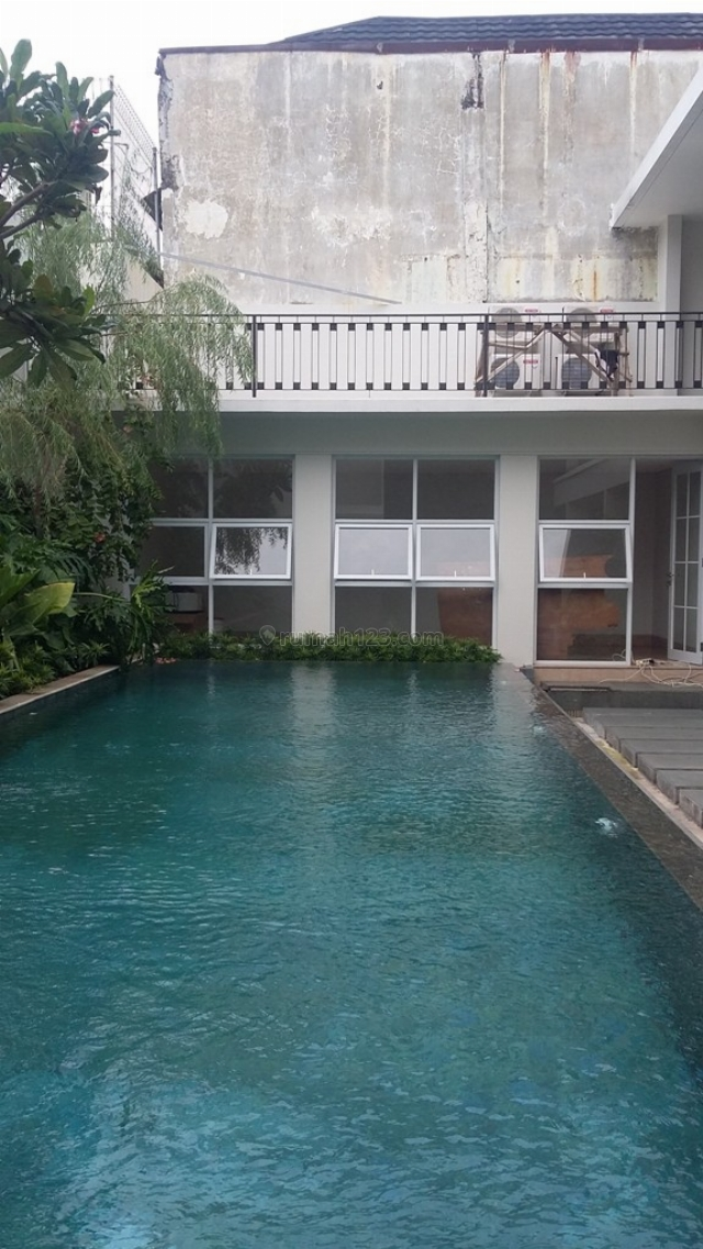 Semi Apartement @ Kebayoran Baru, Kebayoran Baru, Jakarta Selatan