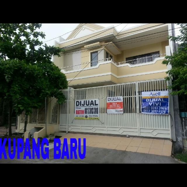 Rumah minimalis lux, Kupang, Surabaya