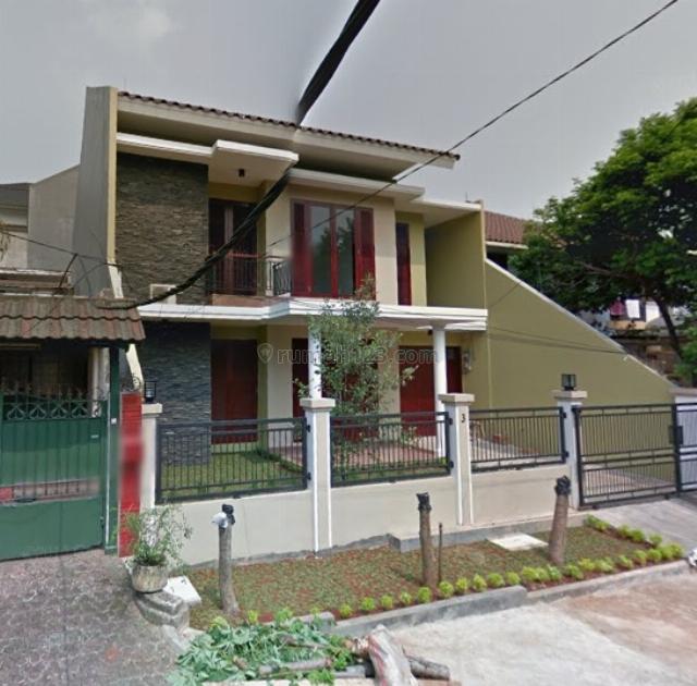 Rumah Daerah Kerinci, Kebayoran Baru, Jakarta Selatan
