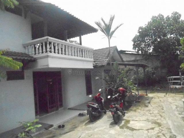 Rumah lama dekat Kampus UIN Ciputat, Ciputat, Tangerang