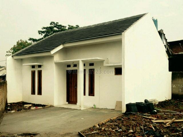 Rumah Baru Harga Murah Promo Akhir Tahun, Arcamanik, Bandung