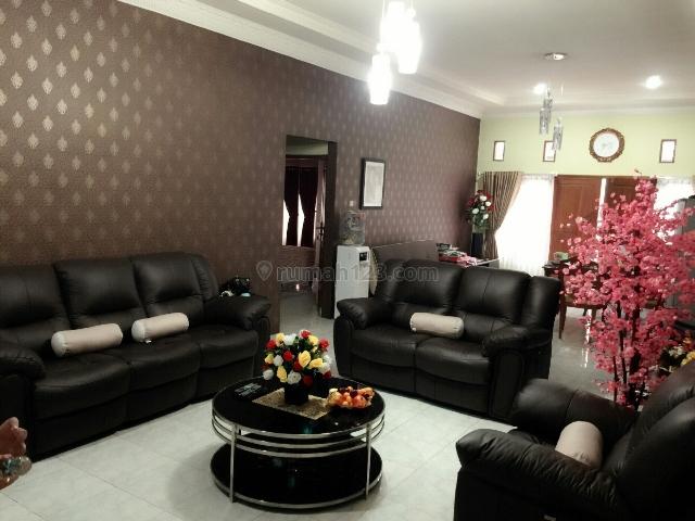 Rumah Lux Siap Huni Full Furnish Kota Bandung, Ujungberung, Bandung