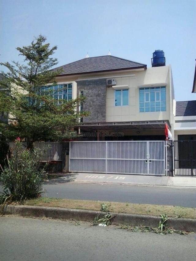 rumah mewah harga murah daerah harapan indah, Bekasi Barat, Bekasi
