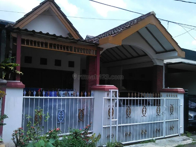rumah type cluster di vila dago pamulang -ev, Pamulang, Tangerang Selatan
