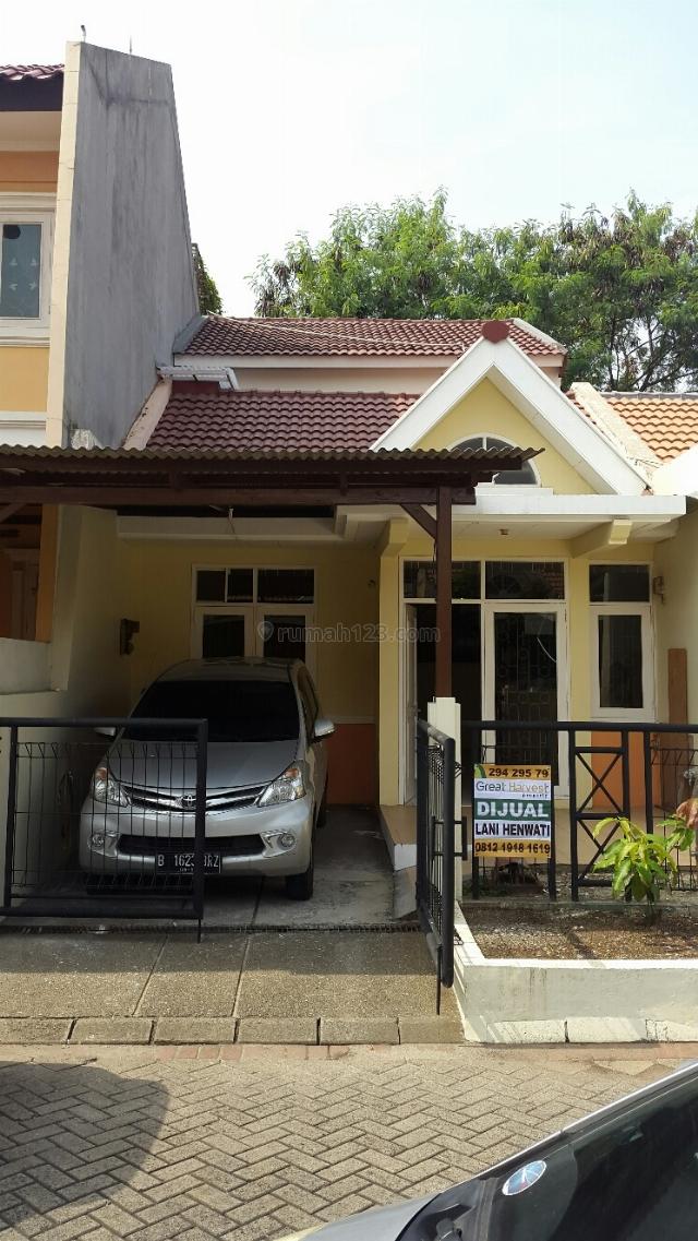 RUMAH CANTIK HARGA EKONOMIS METRO PERMATA 2, Metro Permata, Tangerang