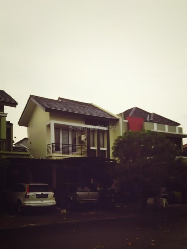 Rumah De Latinos Siap Huni, Serpong, Tangerang