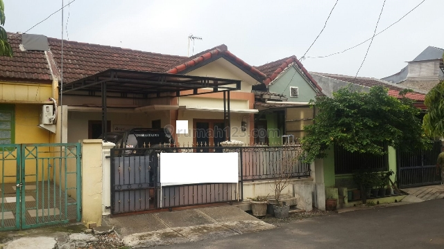 Rumah Villa Asri Mustika Jaya Bekasi, Bekasi Kota, Bekasi