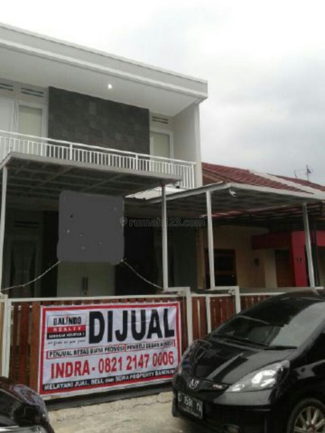 rumah baru, Antapani, Bandung