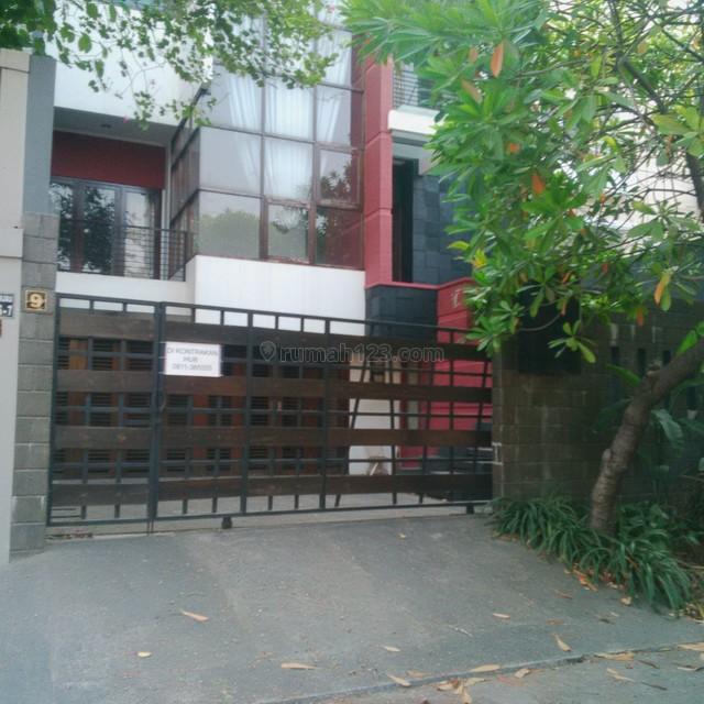 Disewakan Rumah Bagus Siap huni, Pondok Indah, Jakarta Selatan