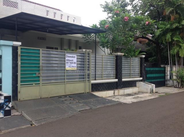 Rumah asri lingkungan nyaman di cempaka putih, Cempaka Putih, Jakarta Pusat