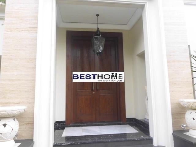Rumah Baru Desain Modern Tropis Lt 670 Negotiable, Kemang, Jakarta Selatan