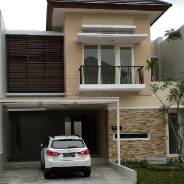 Rumah nyaman dan asri di Serenia Hills Lebak Bulus Jakarta Selatan, Lebak Bulus, Jakarta Selatan