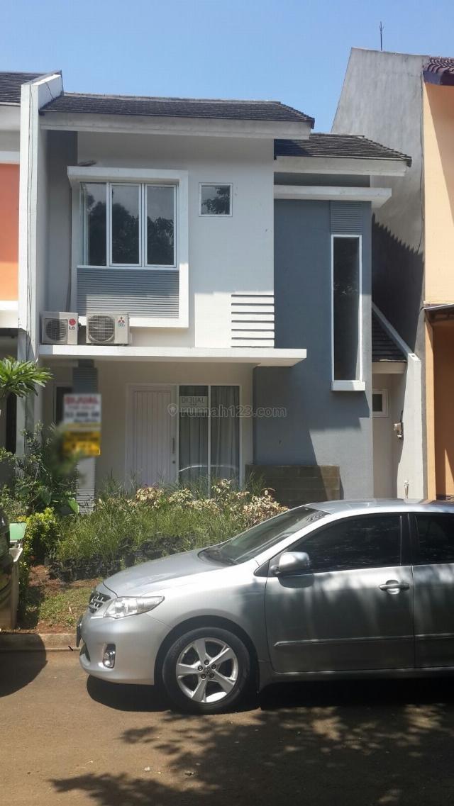 Rumah Cantik di Neo Catalonia BSD hadap Timur (bbyt02), BSD Neo Catalonia, Tangerang
