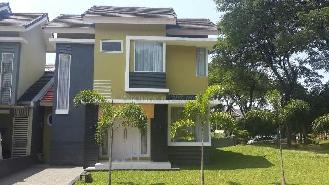Rumah Mewah di Neo Catalonia BSD Siap Huni (rtyt61), BSD Neo Catalonia, Tangerang