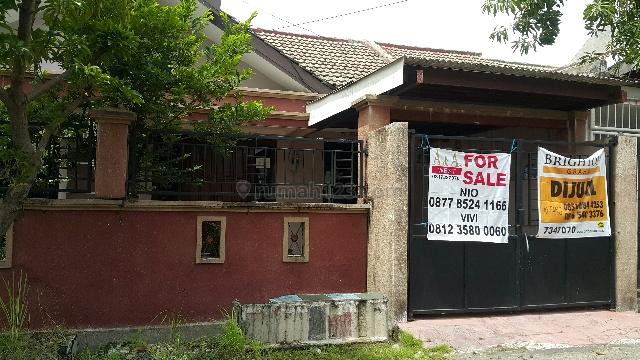rumah babatan mukti, Wiyung, Surabaya