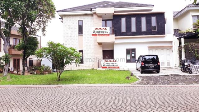 Rumah BSD DELATINOS BAHAMAS Cantik, Megah, Exclusive, Lokasi Ok, BSD City, Tangerang