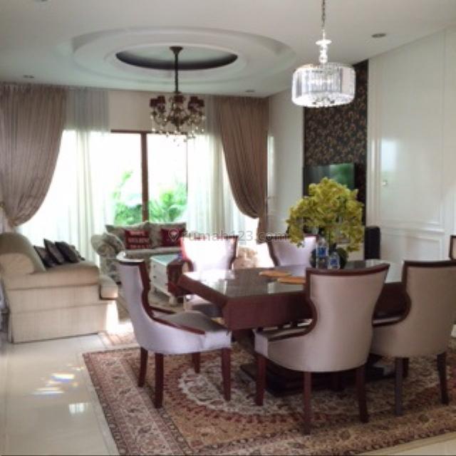 Rumah Cantik Full Furnish, Kemang, Jakarta Selatan