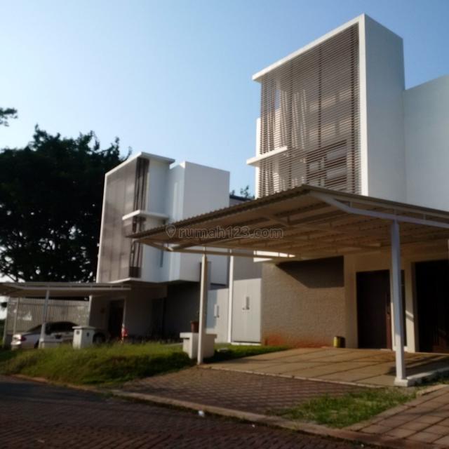 Rumah Mewah Lingkungan Ekslusif, BSD City, Tangerang