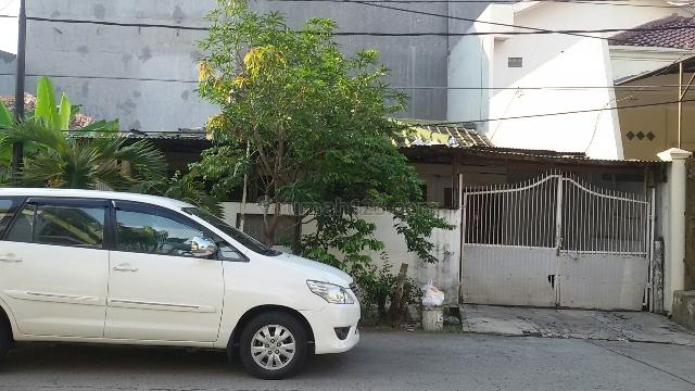 Rumah Pluit Timur Hitung Tanah saja 17.5 juta saja per meter, Pluit, Jakarta Utara