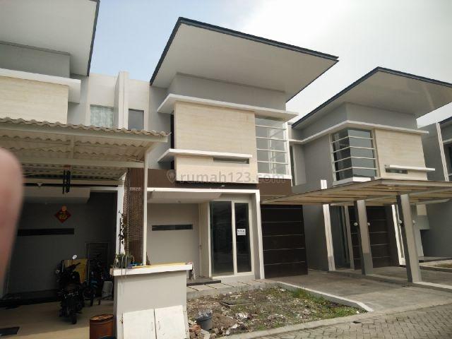 rumah baru gress full furnish muraaah!!!! Royal park residence rungkut Tinggal bawa koper lt6x 12(72) lb85 3kt+1,2km+1 hgb hdp utara hrg 45jt/th, Rungkut, Surabaya